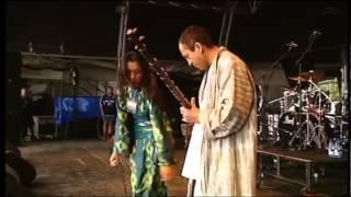 Sevara Nazarkhan - Kel-Kel (Womad 2003)