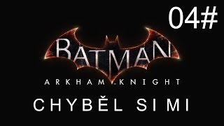 CZ tit. | Let's Play | Batman: Arkham Knight | #04 | NG+ |1080p/50fps