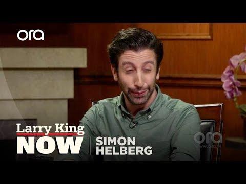 Simon Helberg imitates Nic Cage, Al Pacino, and Billy Baldwin...again!  Larry King Now  Ora.TV