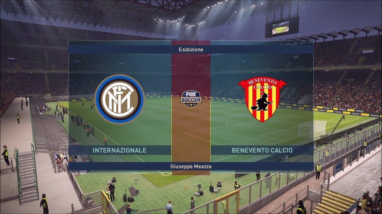 Inter vs Benevento Preview: Classic Encounter, Key Battle ...  |Benevento- Inter