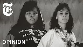 Angela: A Modern-Day Warrior for the Kiowa Tribe | Cause of Life - NYT Opinion
