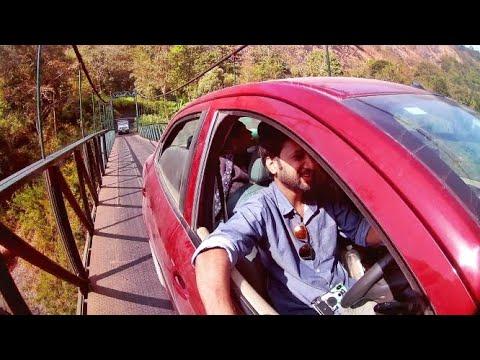 This Was Crazy | Suspension Bridge | Munnar-Pollachi-Coimbatore-Bengaluru | Day 3 & 4 | Road Trip