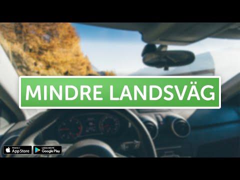 ÖVNINGSKÖR - Mindre landsväg