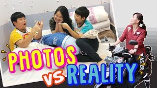 PHOTOS VS REALITY versi JJC, GOKILLLLL ABISSSSS!!!