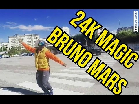 Bruno Mars - 24K Magic Zumba choreography...