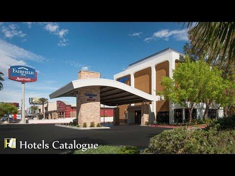 Fairfield Inn by Marriott Las Vegas Airport Overview