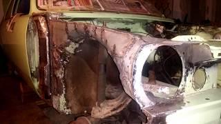 OPEL Kadett C 1977 1.2 Restoration
