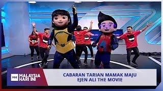Cabaran Tarian Mamak Maju Ejen Ali The Movie   MHI (4 Disember 2019)
