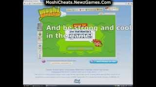 NEW Moshi Monsters Cheats With Rox Codes And Free Membership