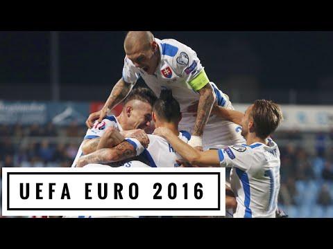 SLOVAKIA - Repre ► EURO 2016 Team Profile HD