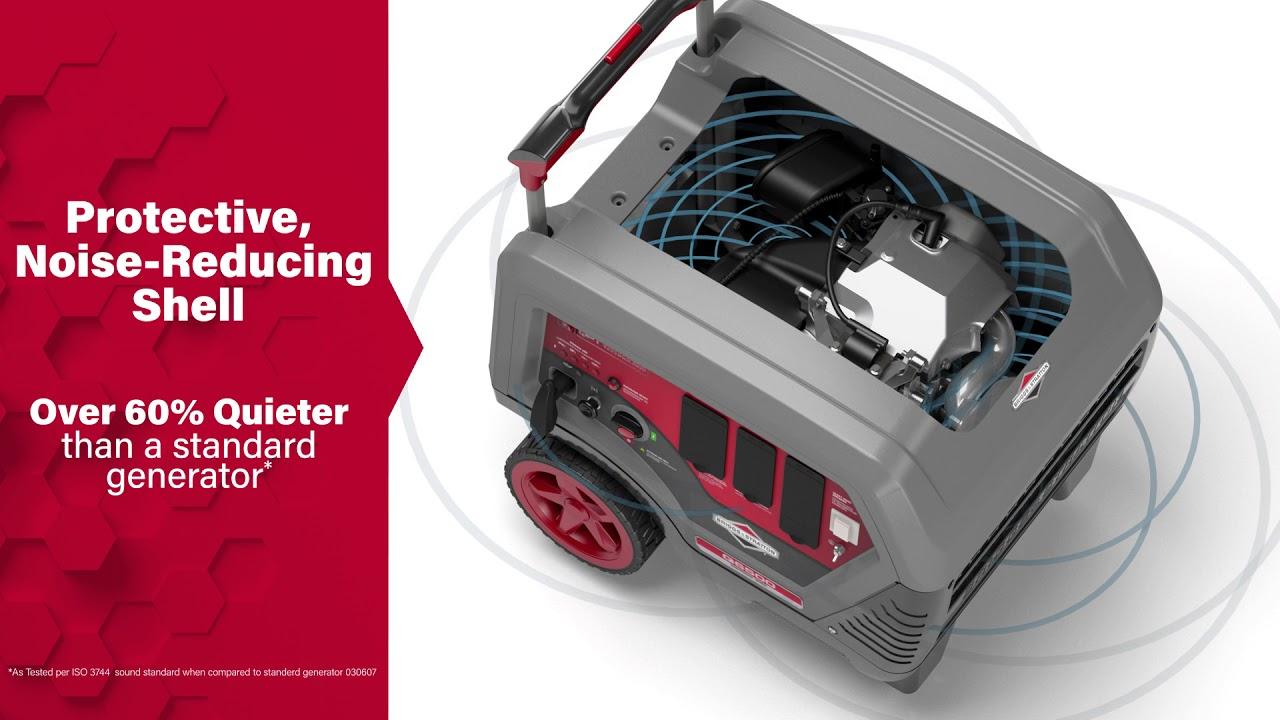 High Tech Generators - Inverter Generator for Caravan and