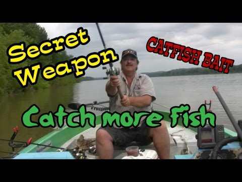 The Secret To Keeping Chicken Livers On Your Hook: Catch More Channel Catfish
