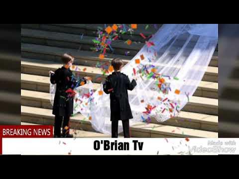 Mariage du prince Harry et l'actrice Meghan Markle : Duc et Duchesse de Sussex