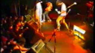 Mudhoney - Magnolia Caboose Babysh*t/No One Has (Live in Auckland, New Zealand, 12/90)