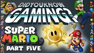 Mario Part 5 - Did You Know Gaming? Feat. MatPat from Game Theory
