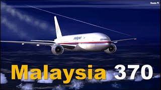El misterio más grande de la aviación - Malaysia 370 (Reconstrucción)