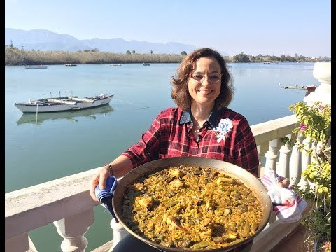 Mastering Paella In Valencia, Spain | Christine Cushing