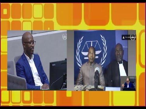 """4ème P. CPI 9 Nov 2017 Detho Letho: """"La CPI a été injuste. je me suis senti harcelé"""""""