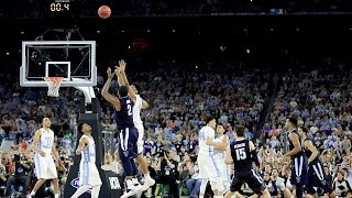 10 UNBELIEVABLE March Madness Buzzer Beaters