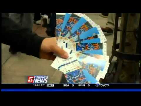 Secondary ticket market struggling along with Twins
