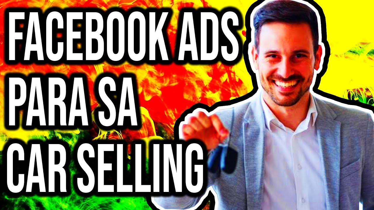 Facebook ads Tutorial para sa Car Selling Tagalog | Car Sales Advertisement Training for Agent