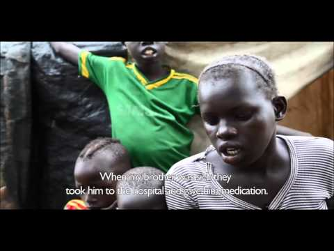 Protecting child refugees from South Sudan