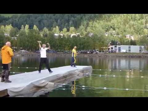 Seatrout distance World championship in fly casting, Fagernes 2014