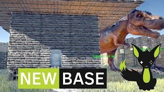 New Base Time Lapse - ARK: Survival Evolved