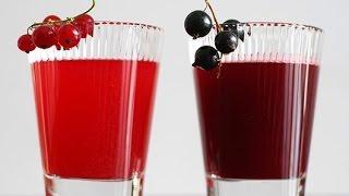 Энциклопедия хозяйки  Напитки из ягод 15 рецептов