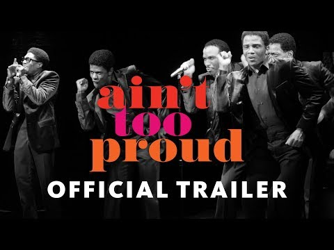 Official trailer: Ain't Too Proud