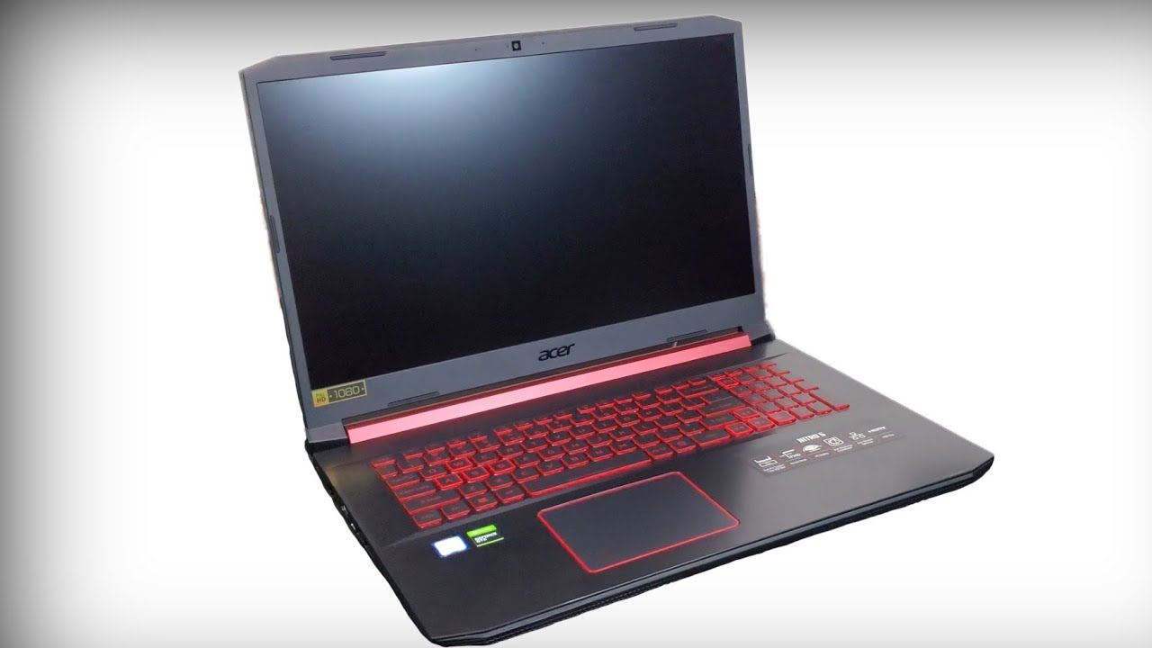 Acer Nitro 5 Gaming Laptop Full Review - GTX 1650 Graphics Under $800!