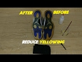 THE RIGHT WAY TO RESTORE ICY SOLES WITHOUT SEA GLOW