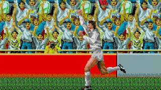 World Cup Soccer Gameplay HD✔ Sega Genesis Mega Drive let's play Walkthrough