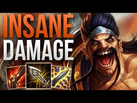 CRIT ITEM CHANGES HYPE! - CRAZY DRAVEN 9.3 GAMEPLAY   CHALLENGER DRAVEN ADC GAMEPLAY   Patch 9.3 S9