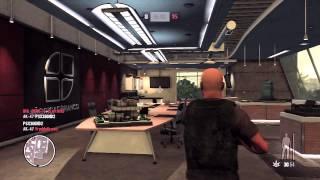 Max Payne 3: Online Multiplayer: Branco Headquarters - DEATHMATCH #2