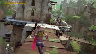 Back in karate kickin' action!|Absolver #3