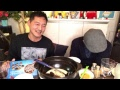 Japanese Hot Pot Shabushabu LIVESTREAM