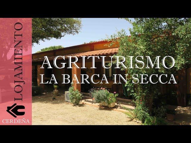 Agriturismo La Barca in Secca alojamiento Olmedo   Cerdeña