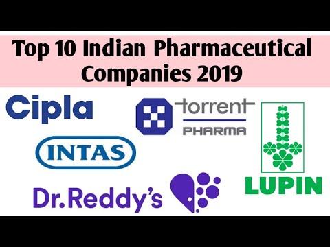 Top 10 Indian Pharmaceutical Companies 2019 | Top Pharma Company In India