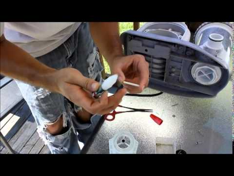 Intex 635t 1500 Gph Pump Repair You
