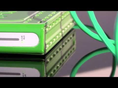 greenDSL - the real alternative