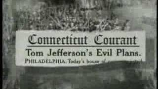 1800 Anti-Thomas Jefferson Negative TV Ad