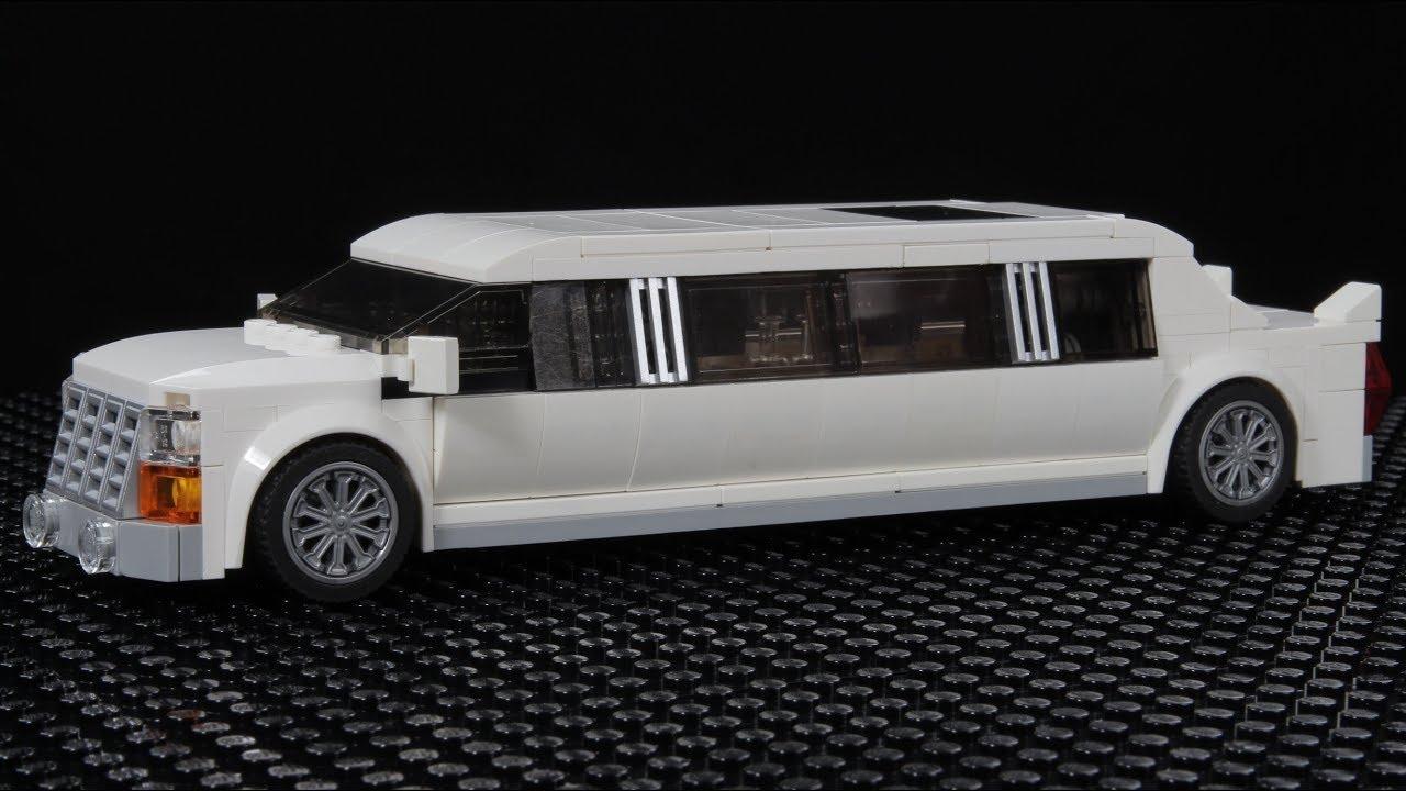 Lego Limousine MOC - YouTube