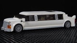 Lego Limousine MOC