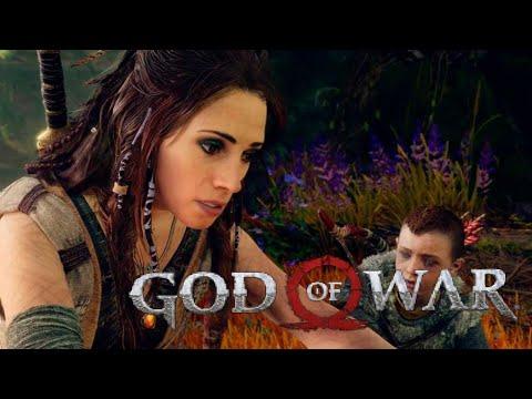 la-*bruja*-del-bosque-|-god-of-war-ps4---capitulo-3