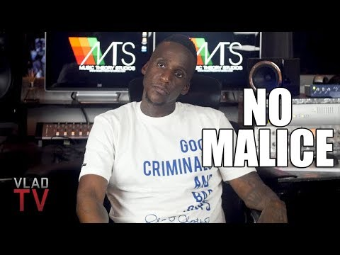 """No Malice on Quitting The Clipse: """"How Many People Got Killed Listening to Us?"""" (Part 5)"""