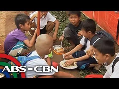 TV Patrol: Pagkain Hatid Ng Ilang Grupo Sa Mga Batang 'bakwit' Sa Marawi