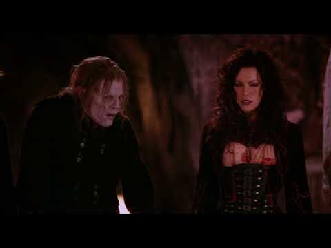 Ван Хельсинг хочет спасти Чудовище Франкенштейна. Игор закрывает Анну и Карла. HD