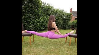 Just Some Amazing Pictures Of Sexy Girls Stretching