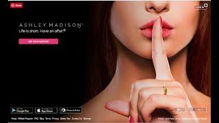 ashley madison dating site - ashley madison dating site: ashley madison commercial
